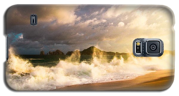 Galaxy S5 Case featuring the photograph Before The Storm by Eti Reid