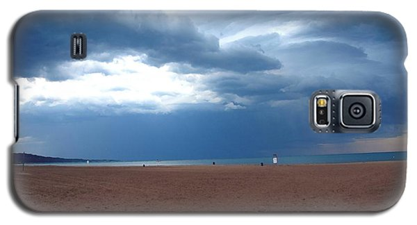 Galaxy S5 Case featuring the photograph Before The Storm by Susan  Dimitrakopoulos