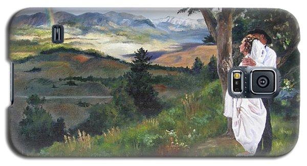 Beginnings Galaxy S5 Case by Lori Brackett