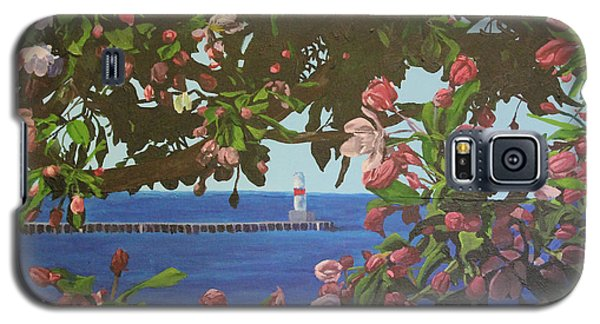 Beginnings Of Summer At The Waterfront Galaxy S5 Case