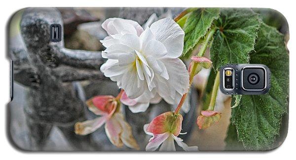 Begonia Galaxy S5 Case