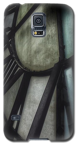 Galaxy S5 Case featuring the photograph Behind The Clock - Emerson Bromo-seltzer Tower by Marianna Mills