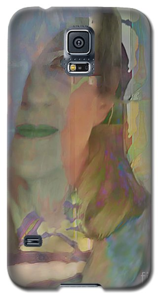 Behind The Curtain Galaxy S5 Case by Ursula Freer