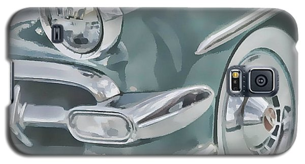 Bel Air Headlight Galaxy S5 Case by Victor Montgomery