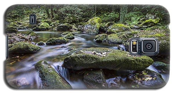 Belelle River Neda Galicia Spain Galaxy S5 Case