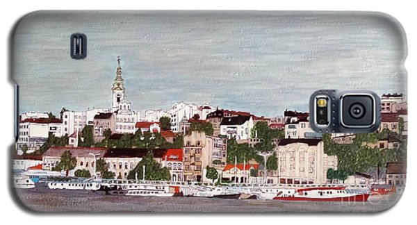 Belgrade Serbia Galaxy S5 Case