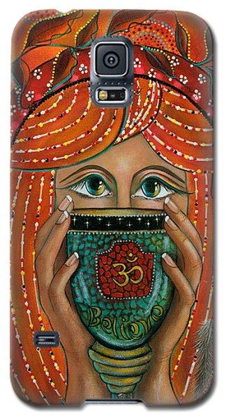 OM Galaxy S5 Case by Deborha Kerr