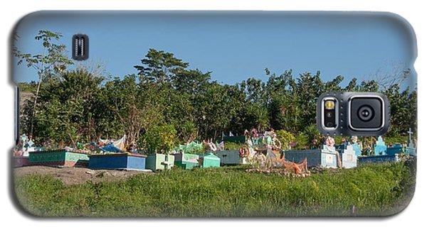 Belize Cemetery Galaxy S5 Case