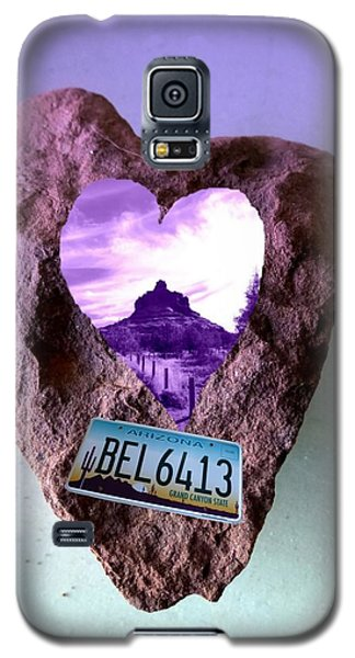Bell Rock 6413 Serendipity Galaxy S5 Case