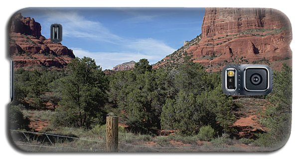 Bell Rock Pathway Galaxy S5 Case