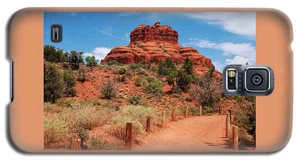 Bell Rock - Sedona Galaxy S5 Case by Dany Lison