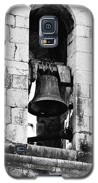 Bell Tower Valbonne Abbey Galaxy S5 Case by Christine Till