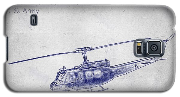 Bell Uh-1h Huey Helicopter  Galaxy S5 Case