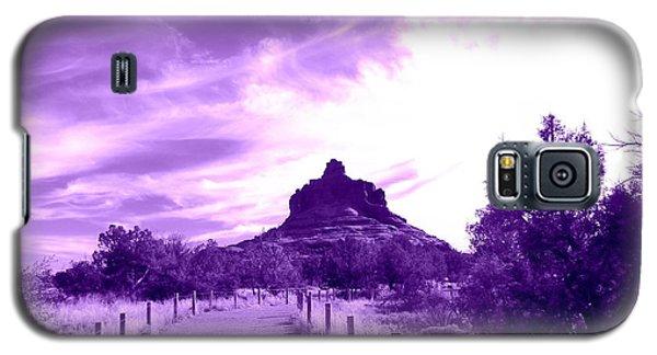 Bella Bell Rock Vortex Galaxy S5 Case by Marlene Rose Besso