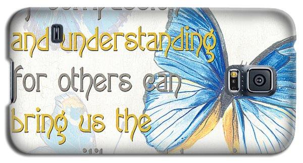 Bella Butterflies 1 Galaxy S5 Case by Debbie DeWitt