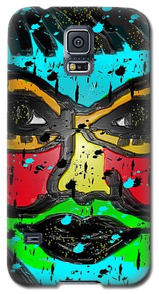 Galaxy S5 Case featuring the digital art Bella by Sladjana Lazarevic