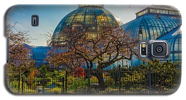 Belle Isle Arboretum Galaxy S5 Case