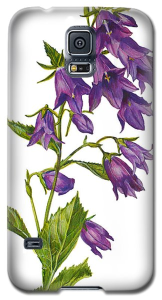 Bellflower - Campanula Galaxy S5 Case