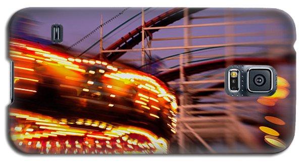 Did I Dream It Belmont Park Rollercoaster Galaxy S5 Case