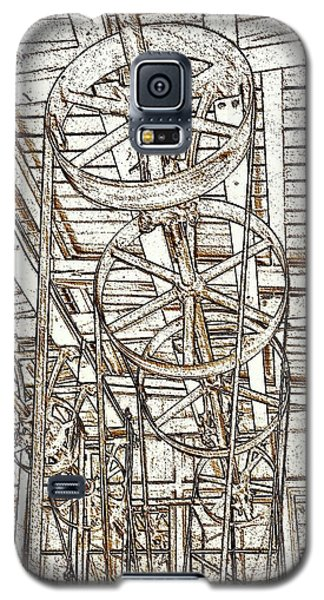 Belt Drive Dm  Galaxy S5 Case
