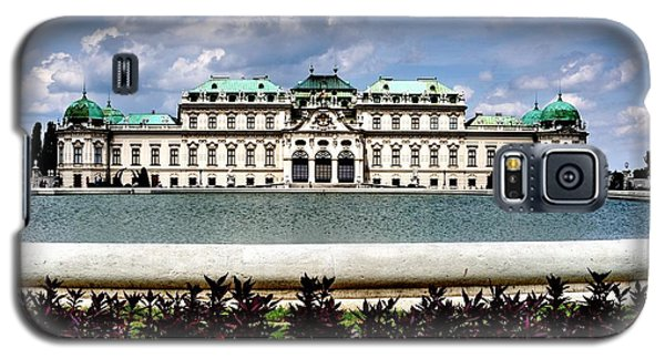 Galaxy S5 Case featuring the photograph Belvedere Palace by Joe  Ng