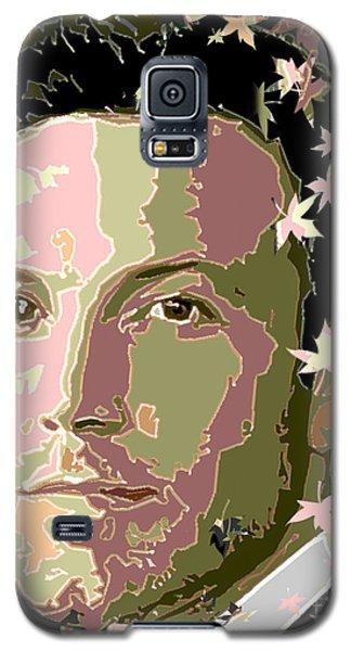Ben Affleck Galaxy S5 Case by Dalon Ryan