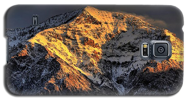 Ben Lomond Sunrise Galaxy S5 Case