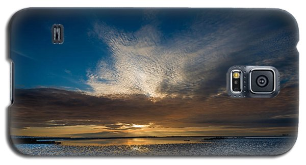 Benbecula Sunset Galaxy S5 Case
