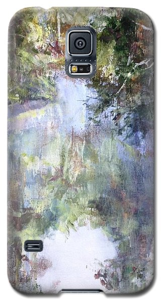 Bend In The River Galaxy S5 Case by Mary Lynne Powers