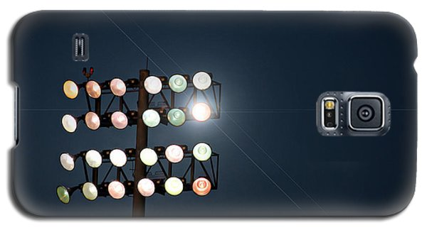 Beneath Friday Night Lights Galaxy S5 Case by Trish Mistric