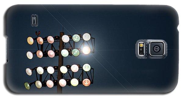 Beneath Friday Night Lights Galaxy S5 Case