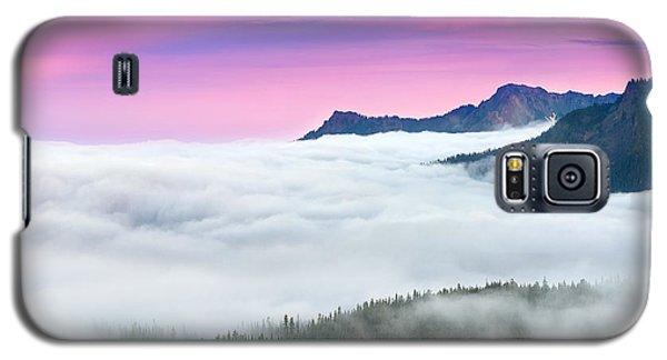 Beneath The Shadow Galaxy S5 Case by Ryan Manuel