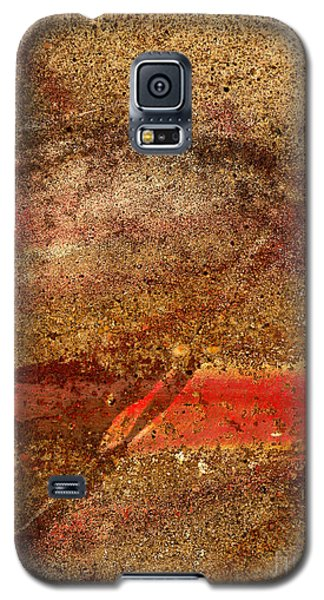 Galaxy S5 Case featuring the photograph Beneath The Surface by Robert Riordan