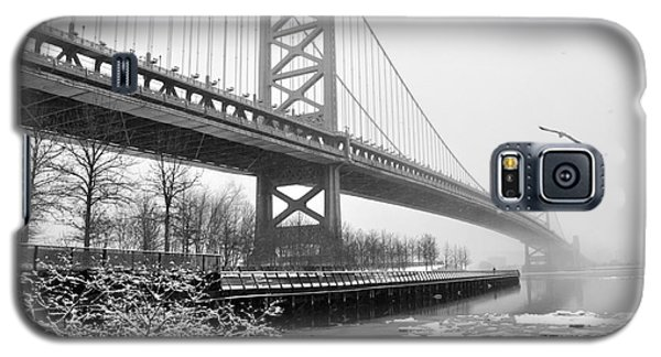 Benjamin Franklin Bridge Galaxy S5 Case