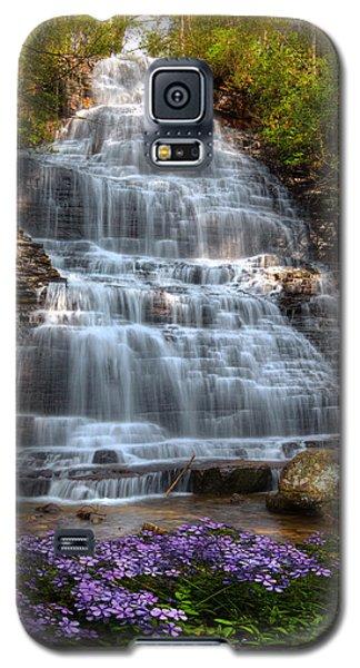 Benton Falls In Spring Galaxy S5 Case