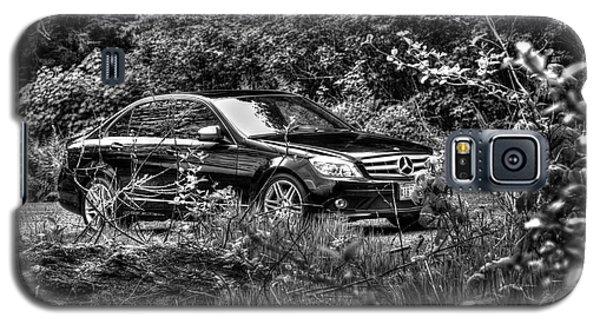 Benz On A Photo Shoot Galaxy S5 Case