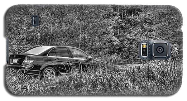 Benz Stalking Its Prey Galaxy S5 Case
