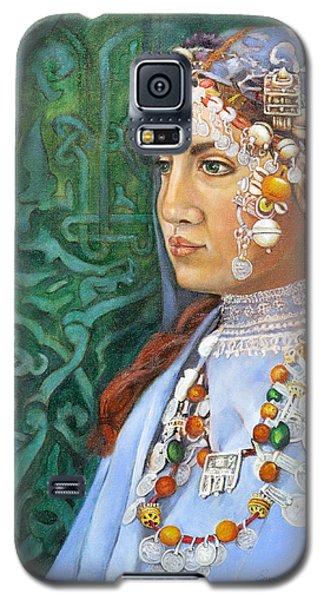 Berber Woman Galaxy S5 Case