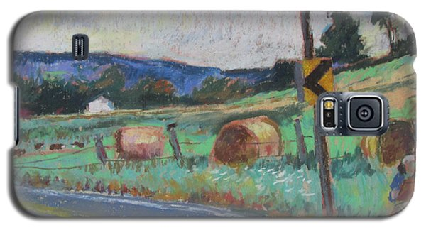 Berkshire Mountain Painter Galaxy S5 Case