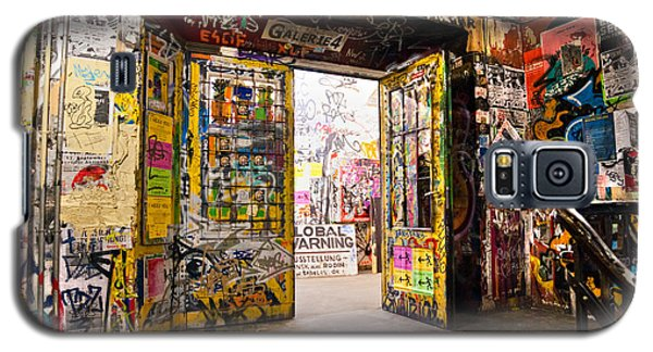 Berlin - The Kunsthaus Tacheles Galaxy S5 Case by Luciano Mortula