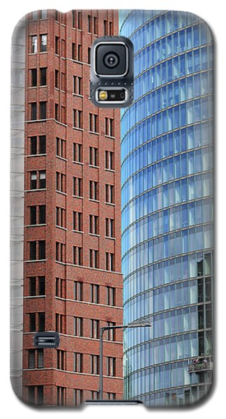 Berlin Buildings Detail Galaxy S5 Case