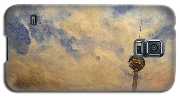 Berlin Galaxy S5 Case - Berliner Sky by Juan  Bosco