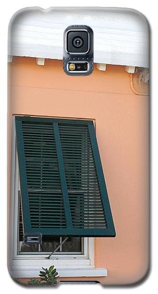 Bermuda Shutters Galaxy S5 Case