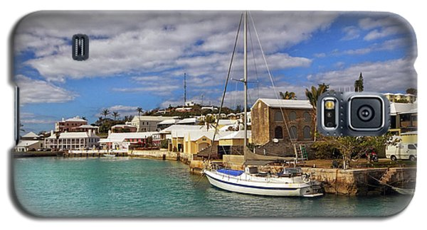 Bermuda St George Harbour Galaxy S5 Case by Charline Xia