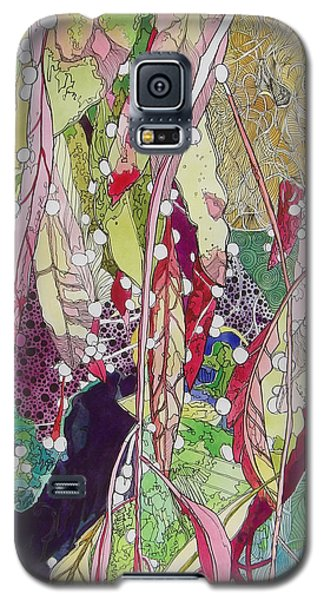 Berries And Cactus Galaxy S5 Case