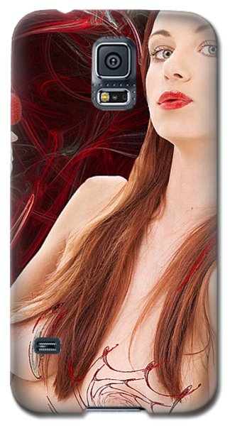 Berry Delightful Galaxy S5 Case by Sylvia Thornton