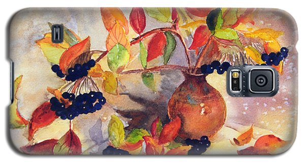 Berry Harvest Still Life Galaxy S5 Case