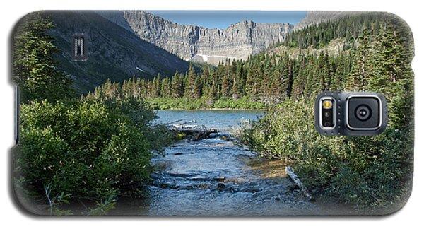 Bertha Lake Galaxy S5 Case