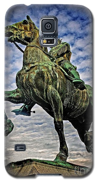 Galaxy S5 Case featuring the photograph Bertrand Du Guesclin by Elf Evans