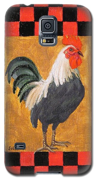Beryl's Rooster Galaxy S5 Case